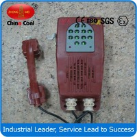KTH 104 Mine Explosion Electronic Telephone