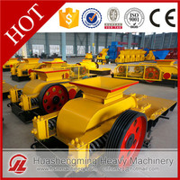 HSM ISO CE diesel tooth roller crusher manufacture price