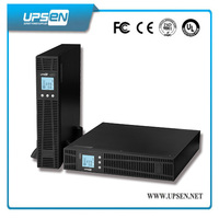Online Rack Mount UPS 1k-10kVA with Sealed Lead Acid Maintenance Free Battery