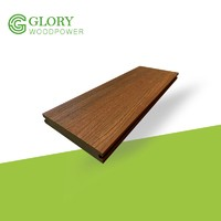 plastic wood decking manufacturers WPC outdoor swimming pool decking flooring