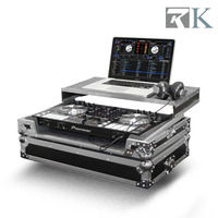 RK DJ GEAR FLIGHT CASE FOR SALE