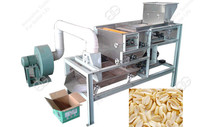 Best Selling Stainless Steel Peanut Half Cutting Machine in Good Quality