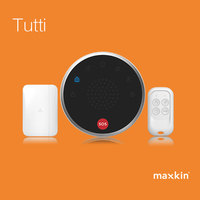 Tutti Standalone Alarm System for Home Security