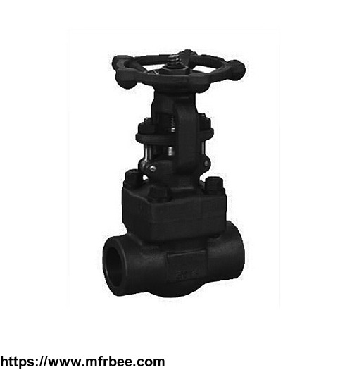 asme_b16_34_welded_bonnet_forged_gate_valve_3_4_inch_300_lb