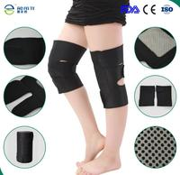 2017 new design waterproof neoprene sports elastic knee support AFT-H005
