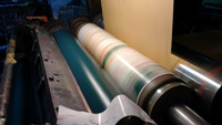 Stack type 4 color flexographic printing machine, revised offer