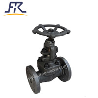 FRJ41Y 300Lb 150Lb 800Lb RF Flanged Forged Steel A105 Globe Valve API Standard for steam medium