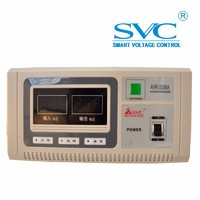 China SVC 220V 3000va Electric AC AVR Home Automatic Voltage Regulator