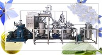Low Temperature Extraction Machine for Borage Seed Oil Extract