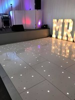 2018 Rk Manufacturer Lighting Interactive Outdoor Portable LED Dance Floor