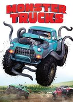 Sell 2017 New Release DVD Movies Monster Trucks (2016)(New Edition) Hot Selling Movie