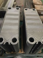 VICARB plate heat  exchanger Plates And Gaskets