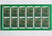 PCB with impedance control printed circuit board prototype OEM manufacture