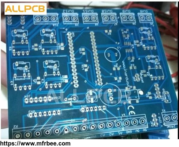 allpcb_fast_delivery_multi_layer_rigid_pcb_circuit_board_fabrication_service