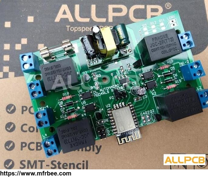 allpcb_prototype_printed_circuit_boards_assembly_pcba_with_cheap_price