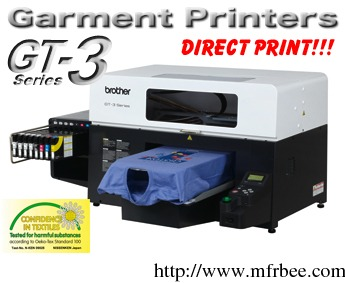 Brother GT-381 Direct Print Garment Printer