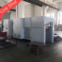 LK 106 MT Automatic Die Cutting And Hot Foil Stamping Machine