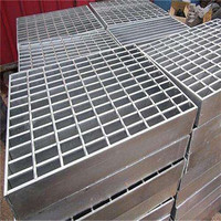 anping galvanized steel grating plate
