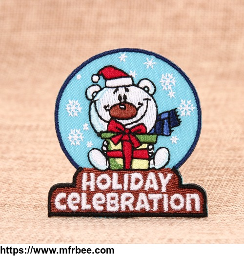 Holiday Custom Patches