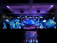 Quakeproof P6mm Indoor Led Screen Panel for Advertising