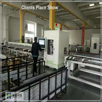 Cutting Center for Aluminum and Upvc profile Auto Cutting Production Line C100