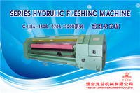 Hydraulic hot selling good price high quality Fleshing machine manufacture