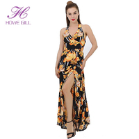 wholesale women clothes summer maxi long sexy casaul ladies dresses