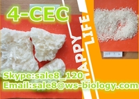 4-cec manufacturer 4-cec for sale 4-mmc factory 4-cec 4-Chloroethcathinone crystals, sale8@ws-biology.com