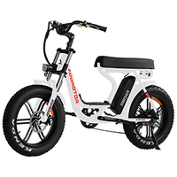 Addmotor M-66 R7 Electric Step-thru Moped Bike