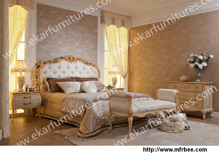 antique_style_double_size_bed_fashion