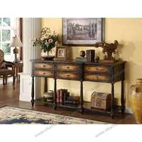 Vintage furniture import from China antique console table M-919