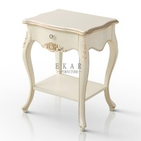 Wholesales Bedroom night stands Wooden Furniture Hotel Nightstands