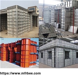 Stability convenient and fast Aluminum alloy formwork/template/plate system supplier/manufacturer