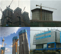 Sliding/slipping formwork system for engineering construction/high-rise building contractor