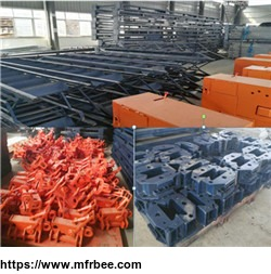 Complete sets of equipment of sliding/slipping formwork supplier