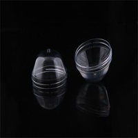 18g wide mouth neck 68mm PET preform for 80-120 ml cosmetic bottle