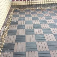 more images of wood plastic composite decking