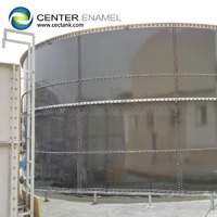 Bolted Steel Agricultural Water Tanks For Irrigation Gallery