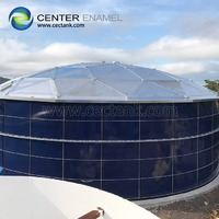 Using Bolted Steel Wastewater Storage Tanks As UASB Reactor in Municipal Sewage Treatment Project