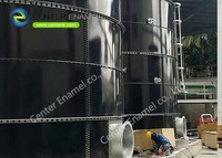 300 000 Gallon Bolted Steel Tanks As UASB Reactor With High Corrosion Resistance