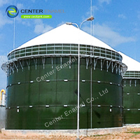 Bolted Steel Water Storage Tanks Easy To be installed Without the Effect Weather