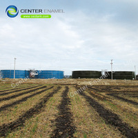 150 000 Gallon GFS Agricultural Water Storage Tanks