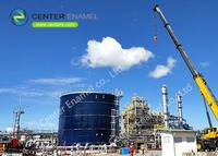 Industrial Wastewater Storage Tanks For Coco-Cola Wastewater treatment Plant in Seremban