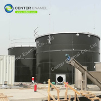 Wastewater Treatment Agricultural Water Storage Tanks / 200 000 / 200K Gallon Water Tank