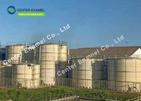 Anaerobic Digestion And Wastewater Treatment Systems , Biogas Storage Tank