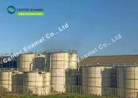 Anaerobic Digestion Tanks , Anaerobic Digestion in Wastewater Treatment