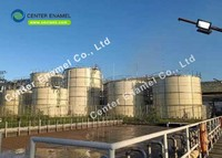 Bolted Steel Tank Applications for Anaerobic Digestion in Wastewater Treatment Industrial