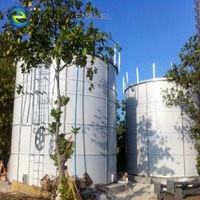 5000 m3 Fire Water / Fresh Water Storage Tank with Great Corrosion and Abrasion Resistance