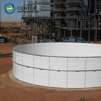 10000 / 10k Gallons Glass Fused To Steel Water Tanks For Biogas Storage