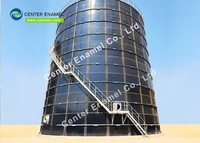Bolted Steel Leachate Storage Tanks Is The Cost-effective Leachate Storage Tanks Choice For Landfill Leachate Project
